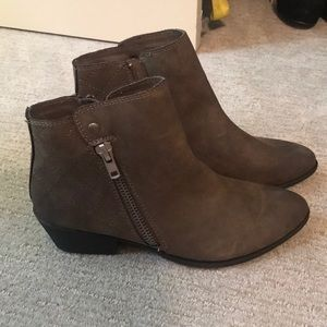 Brown Madden Girl Ankle Boot